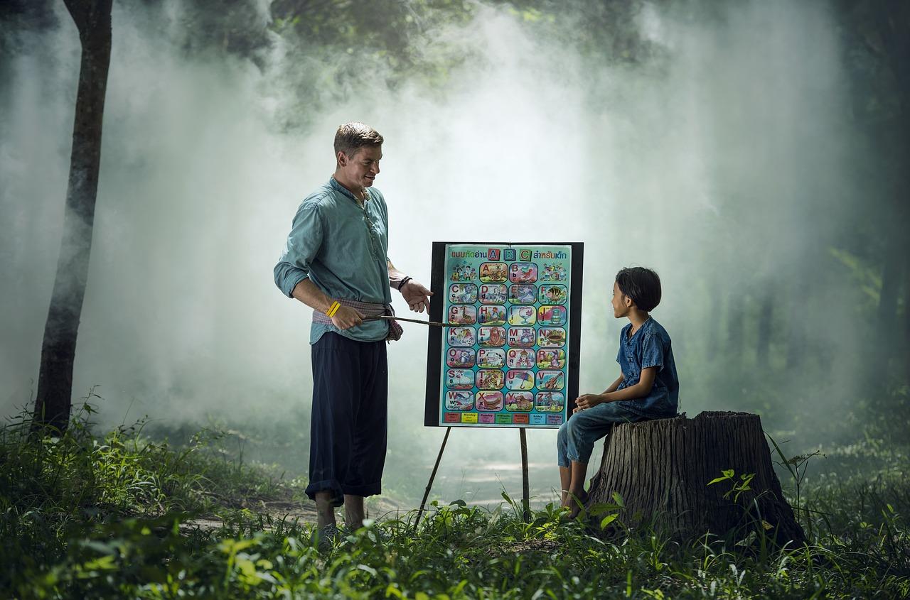 学ぶ・伝える・身につく~学び/教える