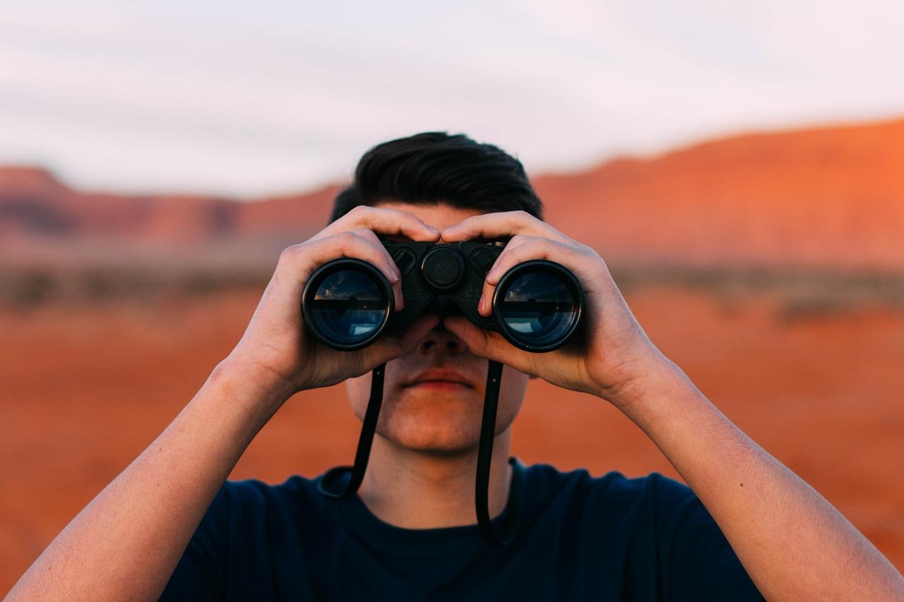 目線と視野と未来の自分