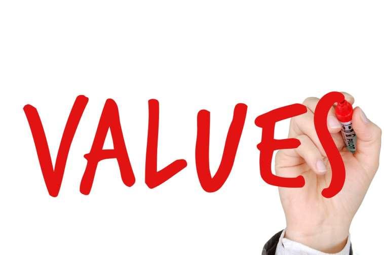 この世の財とあの世の徳~価値観のずれ